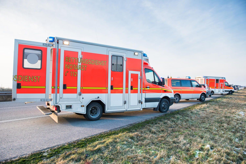 Rettungsdienst und Notarzt